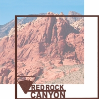 Vegas Baby: Red Rock 12 x 12 Overlay Quick Page Laser Die Cut