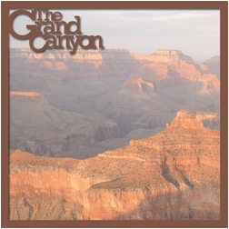 Vegas Baby: The Grand Canyon 12 x 12 Overlay Quick Page Laser Die Cut-<font color=red> <b>we ♥ this</b></font>