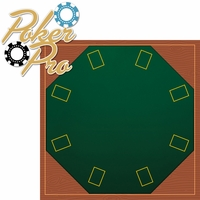 Vegas Bound: Poker Pro 2 Piece Laser Die Cut Kit