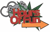 Video Games: Hours Of Fun Laser Die Cut