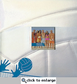 Volleyball 12 x 12 Scrapbook Album