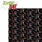 Walking Dead: Zombie Bait 2 Piece Laser Die Cut Kit