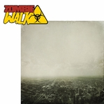 Walking Dead: Zombie Walk 2 Piece Laser Die Cut Kit
