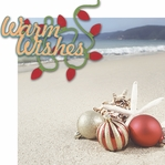 Warm Wishes: Warm Wishes 2 Piece Laser Die Cut Kit