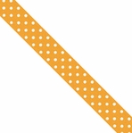 Washi Tape: Tangerine Swiss Dot