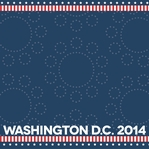 Washington D.C 12 x 12 Custom Paper