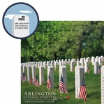 Washington D.C: Arlington National Cemetary 2 Piece Laser Die Cut Kit