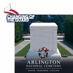 Washington D.C: Changing of the Guard 2 Piece Laser Die Cut Kit