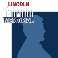 Washington D.C: Lincoln Memorial 2 Piece Laser Die Cut Kit