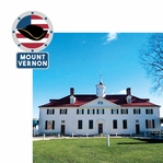 Washington D.C: Mount Vernon 2 Piece Laser Die Cut Kit