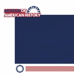 Washington D.C: Museum of American History 2 Piece Laser Die Cut Kit