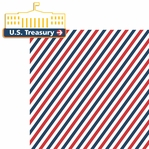 Washington D.C: Treasury 2 Piece Laser Die Cut Kit
