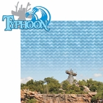 Water Parks: Typhoon 2 Piece Laser Die Cut Kit