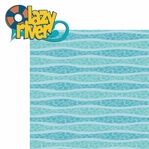 Water Play: Lazy River 2 Piece Laser Die Cut Kit