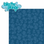 Water Play: Take the Plunge 2 Piece Laser Die Cut Kit
