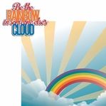 Weather Bug: Be the Rainbow 2 Piece Laser Die Cut Kit