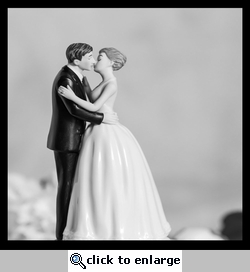 Wedding: Cake Topper 12 x 12 Paper