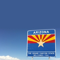 Welcome To: Arizona 12 x 12 Paper