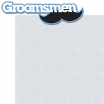 With This Ring: Groomsmen 2 Piece Laser Die Cut Kit
