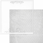 With This Ring: Our Vows 12 x 12 Overlay Quick page Laser Die Cut