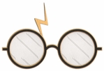 Wizard Glasses Laser Die Cut