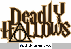 Wizard World: Deadly Hallows Laser Die Cut