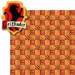 Wizard World: Griffindor  2 Piece Laser Die Cut Kit