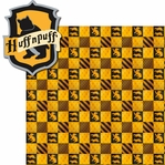 Wizard World: HuffPuff  2 Piece Laser Die Cut Kit