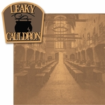 Wizard World London: Leaky Cauldron 2 Piece Laser Die Cut Kit