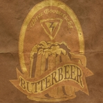 Wizarding World: Butterbeer 12 x 12 Paper