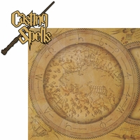 Wizarding World: Casting Spells 2 Piece Laser Die Cut Kit