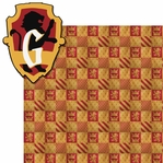 Wizarding World: Gryffin 2 Piece Laser Die Cut Kit