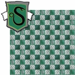 Wizarding World: Slyther 2 Piece Laser Die Cut Kit