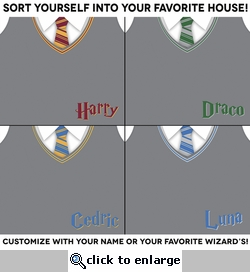Wizarding World: You've Been Sorted Custom Paper