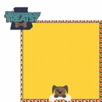 Woof: Treats 2 Piece Laser Die Cut Kit