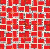World Flags: China 12 x 12 Paper