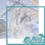 World Of The Sea: Blue Horizons 12 x 12 Overlay Quick Page Laser Die Cut
