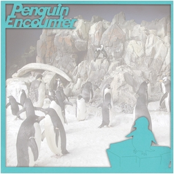 World Of The Sea: Penguin Encounter 12 x 12 Overlay Quick Page Laser Die Cut