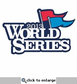 World Series 2013 Laser Die Cut