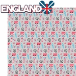 World Showcase: England 2 Piece Laser Die Cut Kit