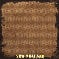 World Traveler: New Zealand 12 x 12 Paper