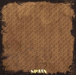 World Traveler: Spain 12 x 12 Paper