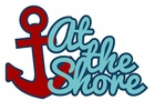 Yacht Club: At The Shore Laser Die Cut