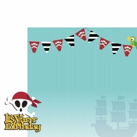 Yo Ho: Yarr Birthday  2 Piece Laser Die Cut Kit