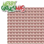 You're A Mean One: Grinchmas 2 Piece Laser Die Cut Kit