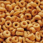 Yummy in my Tummy: Cheerios 12 x 12 Paper