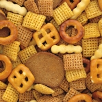 Yummy in my Tummy: Chex Mix 12 x 12 Paper