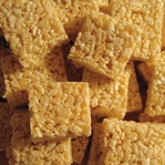 Yummy in my Tummy: Rice Crispies Treats 12 x 12 Paper