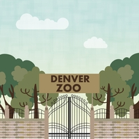 Zoo Days: Custom 12 x 12 Paper