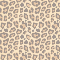 Zoo Days: Leopard Pattern 12 x 12 Paper
